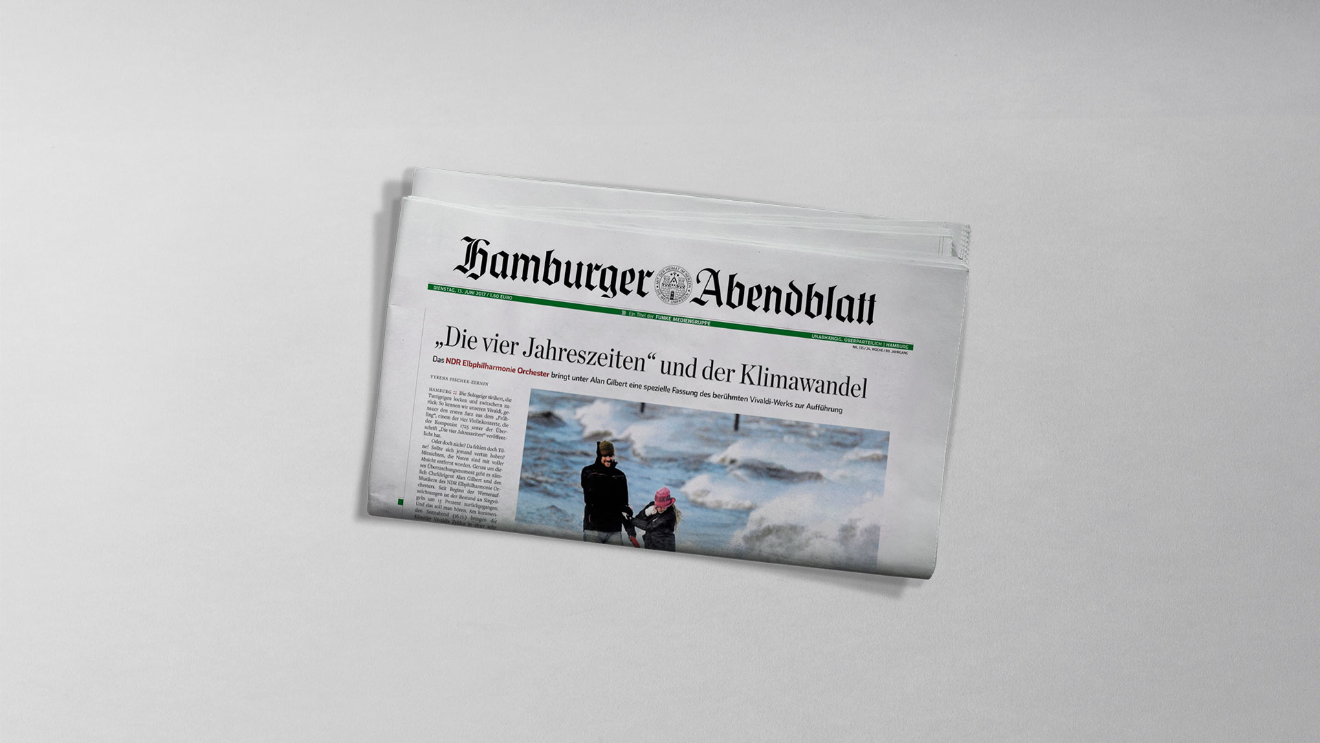 For Seasons Clipping Abendblatt