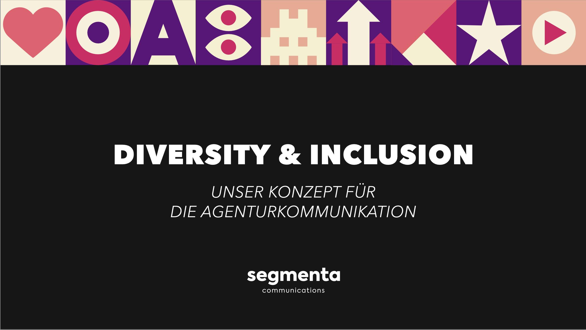 Titelbild Diversity & Inclusion