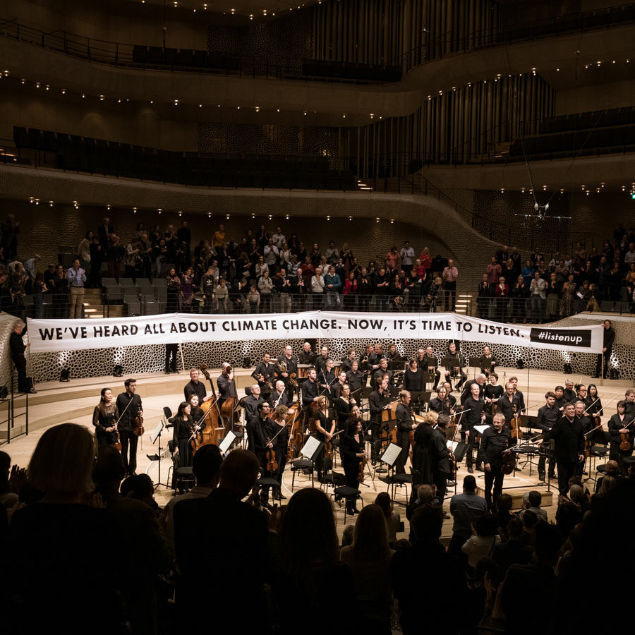 For Seasons Elbphilharmonie Großer Saal